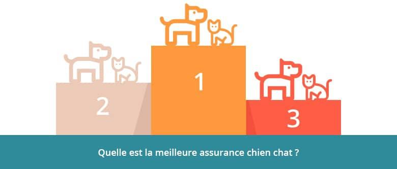Classement meilleure assurance chien chat 2021-2022