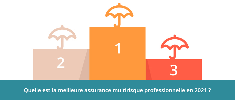 Classement meilleure assurance multirisque professionnelle 2021-2022